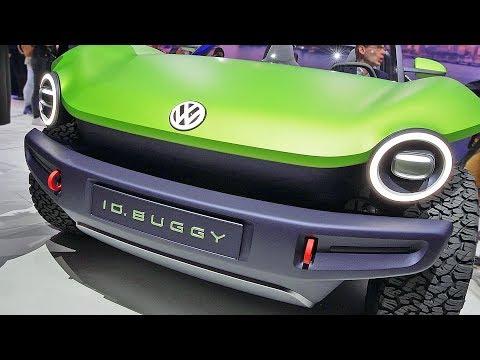 Volkswagen BUGGY (2022) Next-Gen Fun Car