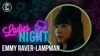 Umbrella Academy: Emmy Raver-lampman Details Her Journey From Hamilton To Netflix - Ladies Night