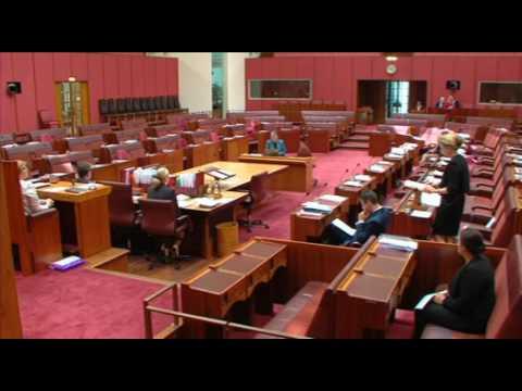 Senator Bridget McKenzie Shows her ignorance