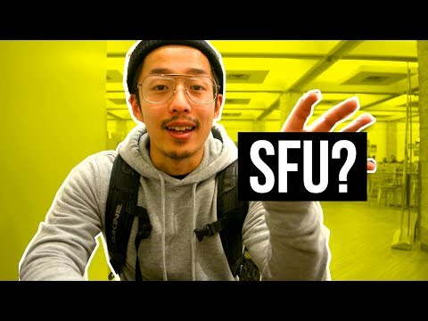 Life in Vancouver as a SFU Student (Simon Fraser University) 2017