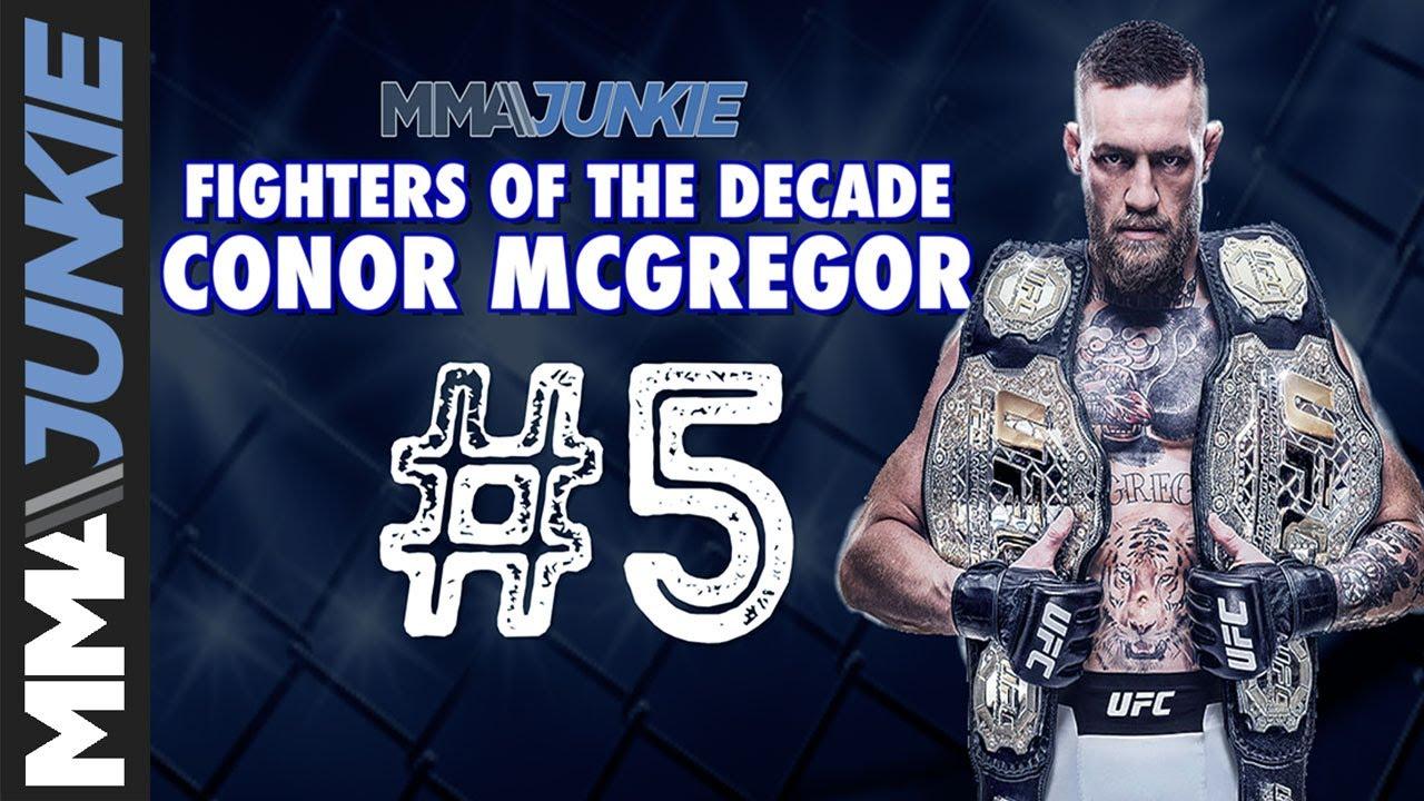 Top MMA fighters of the decade, 2010-2019: Conor McGregor