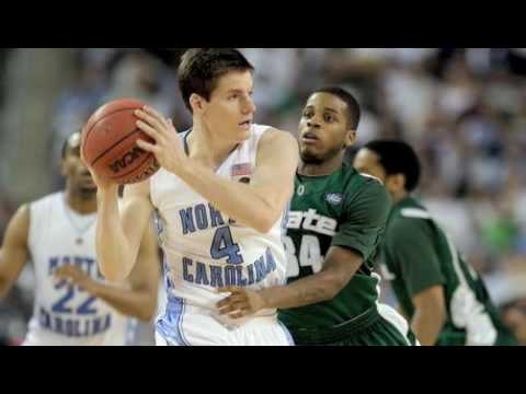 UNC Tar Heels 2009 - NCAA Tournament - Road to Victory
