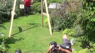 Rope Swing And Single High Frame 1st Aug 2013