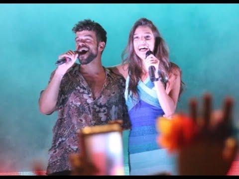 RICKY MERINO Y ANA GUERRA - Ni La Hora