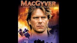 Abertura da 7ª Temporada de Macgyver - Dublado