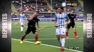 El golpe de los Leones  vencieron a Alemania en el Mundial   Hockey