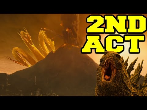 Godzilla King of the Monsters FULL PLOT- 2ND ACT