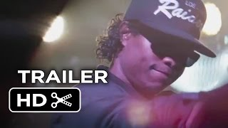 Straight Outta Compton TRAILER 1 (2015) - NWA Biography HD