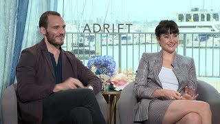 ADRIFT with Shailene Woodley & Sam Claflin (Exclusive Interview)