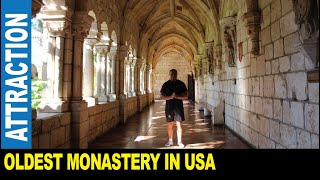 The ancient Spanish monastery called the biggest jigsaw puzzle in history by Jarek Miami Florida USA