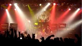 Motorhead I know how to die Live @ Fryshuset