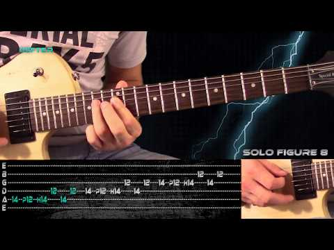How To Play Metallica - Seek And Destroy (Full Guitar Lesson And Cover With Tabs)