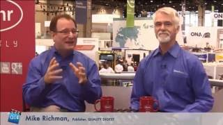 Quality Digest LIVE from IMTS, September 15, 2016