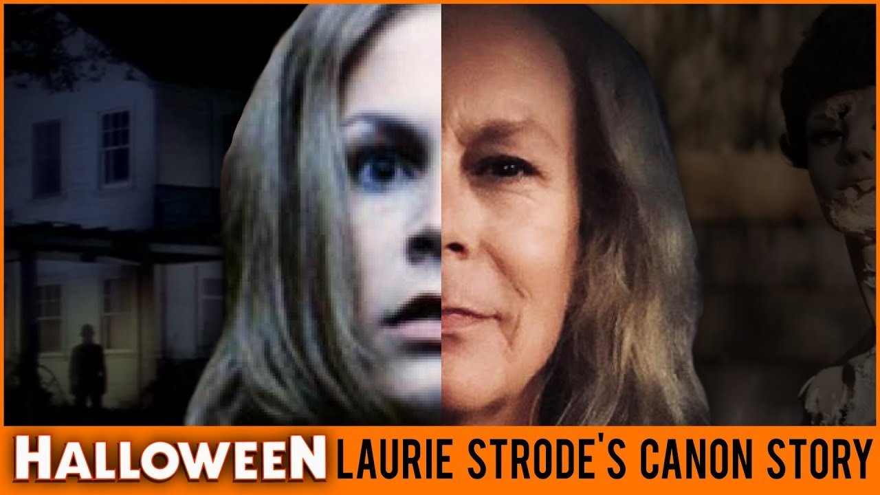 halloween 2018 timeline canon history of laurie strode