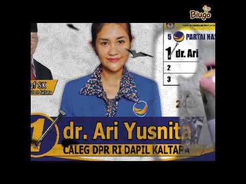Dr Ari Yusnita | DPR RI Kalimantan Utara | Partai Nasdem