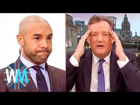 Top 10 Controversial British Celebrity Rants