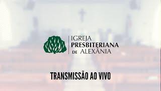 Culto Matutino 11/07/2021  Rev. Geazy Liscio