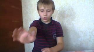 Фокусы-исшезновение спички(Обучение фокусам)