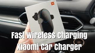 Unboxing Xiaomi Fast Car Wireless Charger 20W