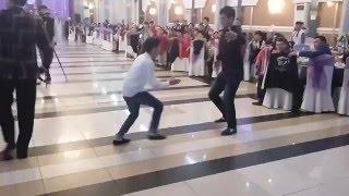танцуют лезгинку в Кыргызстан