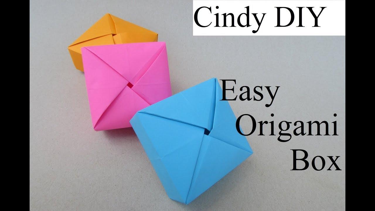 Origami Gift Boxes | Ten O'Clock Toast Time | 720x1280