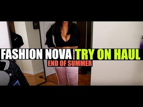 CUTE & COMFY FOR CURVY WOMEN | FASHION NOVA TRY ON HAUL | HEYPARIS