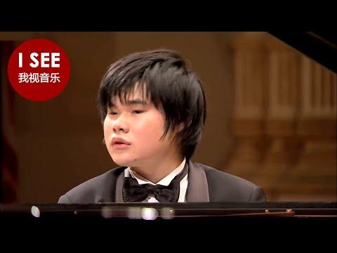 日本盲人钢琴家辻井伸行(Nobuyuki Tsujii)在卡内基音乐厅演奏贝多芬 D小调第17号奏鸣曲作品3号