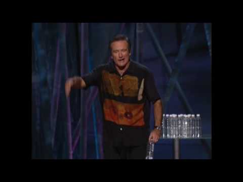 Robin Williams - Live On Broadway (3/10)