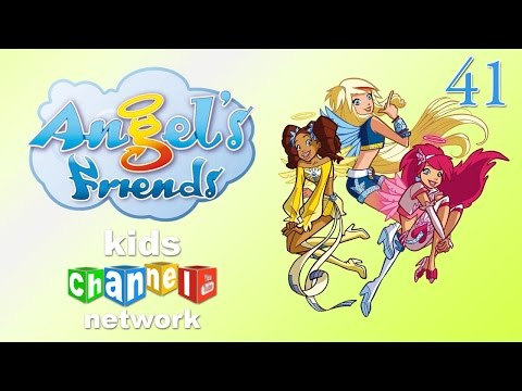 Angel's Friends I - Episode 41 - Animated Series | Kids Channel Network