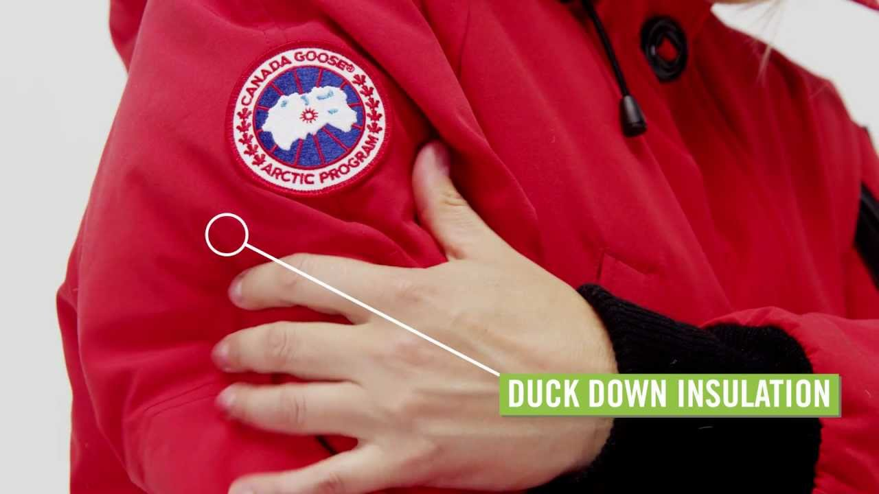 Canada Goose toronto outlet price - Canada Goose Women's Chilliwack Parka - YouTube