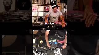 J Rocc live dj set  (26.02.20) IG Live.