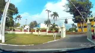 This is Mandeville Jamaica - Hargreaves to Cobblestone