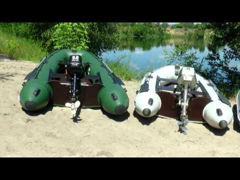 Лодки надувные килевые пвх ΩMega (Omega) в Аква Крузер, часть 2