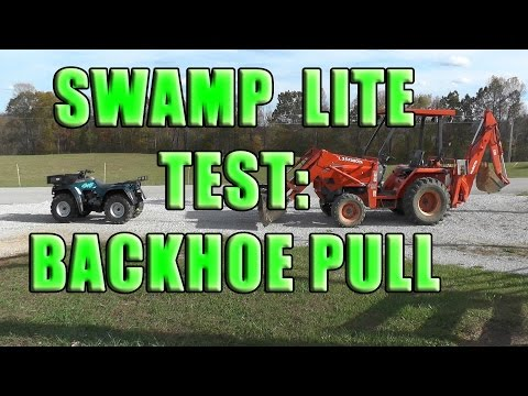 Interco Swamp Lite Off-Road Tire Review