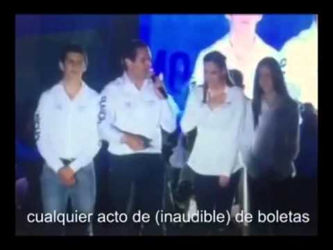 Candidato del PAN x #Qro, Pancho Dominguez llama cochinos a los PANISTAS