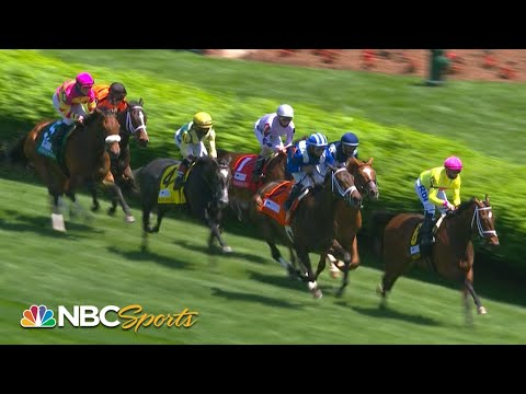 The Edgewood Stakes 2021 (FULL RACE) | NBC Sports