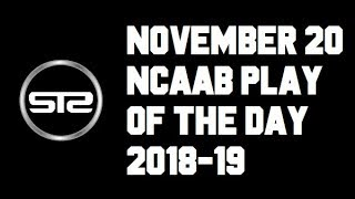11/20/18 Free #NCAAB Picks of The Day - CBB Pick Today ATS Tonight #WrightState #PSU