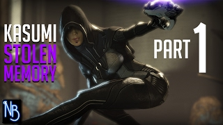 Mass Effect 2 (Kasumi: Stolen Memory) Walkthrough Part 1 No Commentary