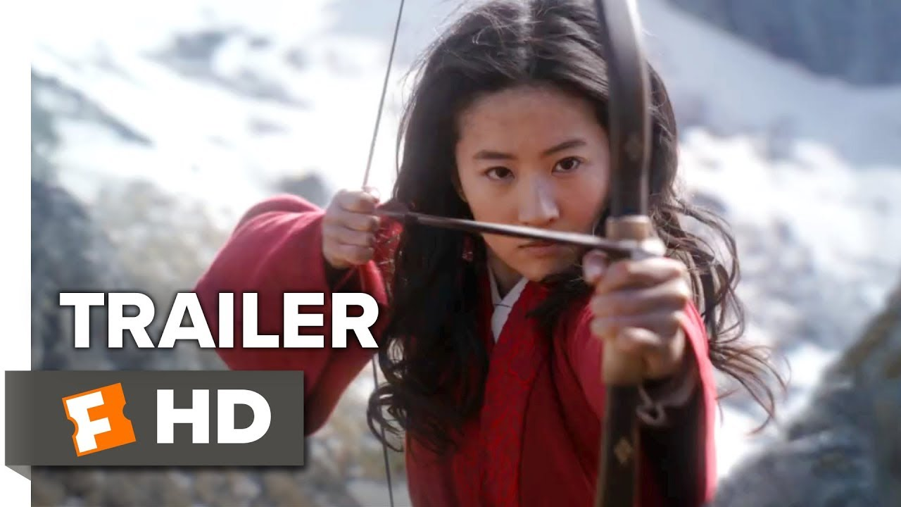 Watch the Thrilling Teaser for Disney's Live-Action Mulan Remake