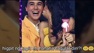 MayWard : The accidentally kiss?!?!😅😂 bahala na kayo!