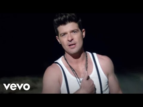 Robin Thicke  Pretty Lil Heart ft Lil Wayne