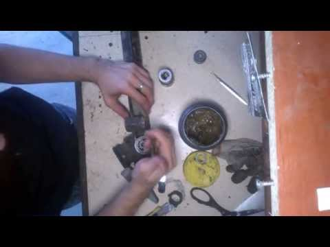 Видео Рулевая логан ремонт