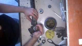 видео ремонт рулевой рейки рено