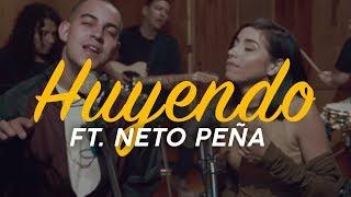 Daniela Calvario - Huyendo ft.  Neto Peña (Official Video)
