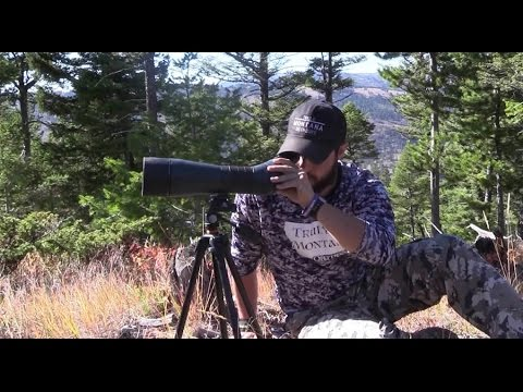 Athlon Optics Ares 20-60X85 Spotting Scope Testimony from Conner Brown