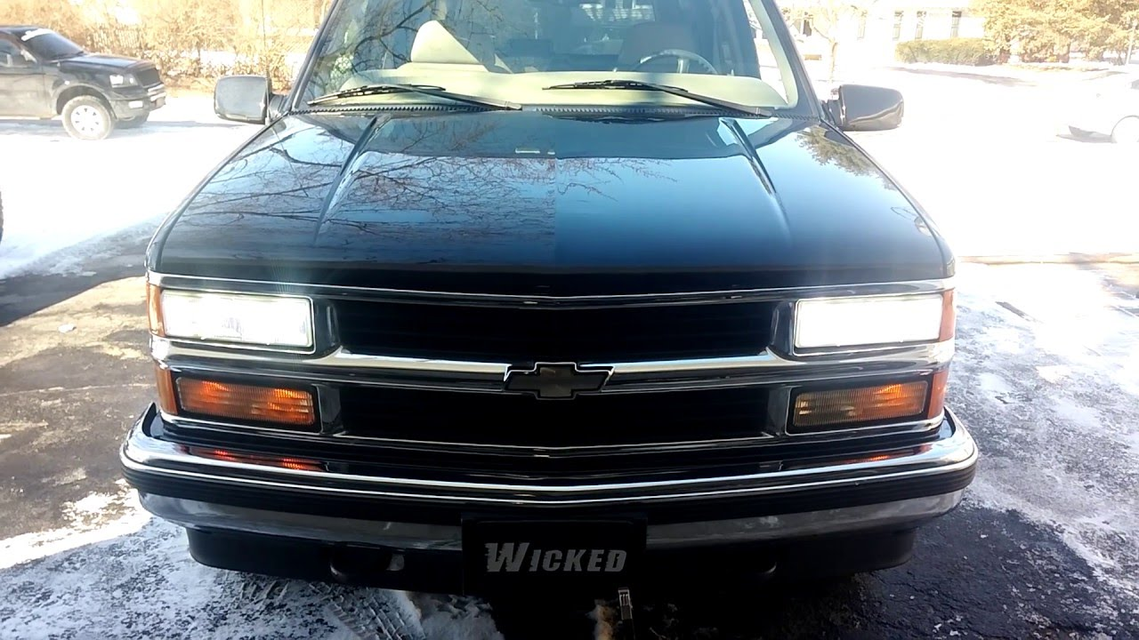 1997 tahoe led headlights www wickedwarnings com youtube1997 tahoe led headlights www wickedwarnings com