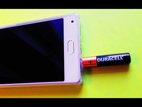 5 Phone Charging Life Hacks and unusual charging methods !