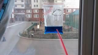 Полезный Опыт. Круговорот воды в природе.