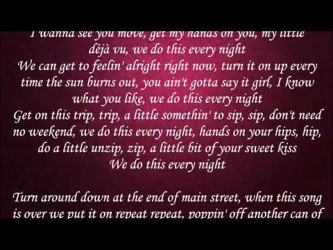 download Every Night - Florida Georgia Line Lyrics