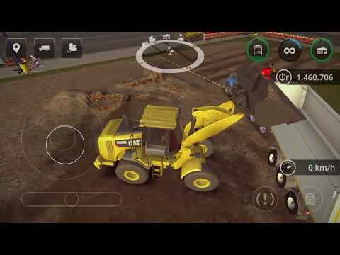 Construction Simulator 2 - #14 Land Development North-West - Gameplay